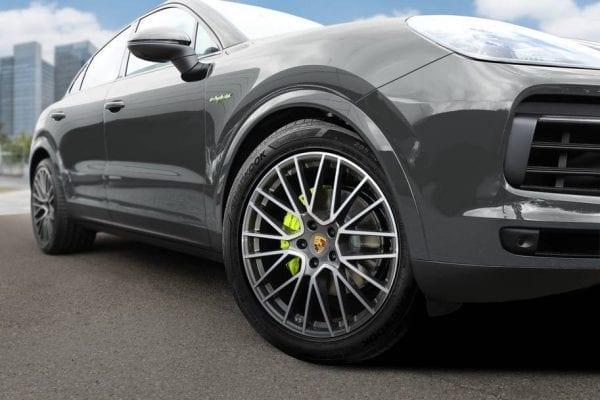 Hankook Ultra-High Performance Tyres