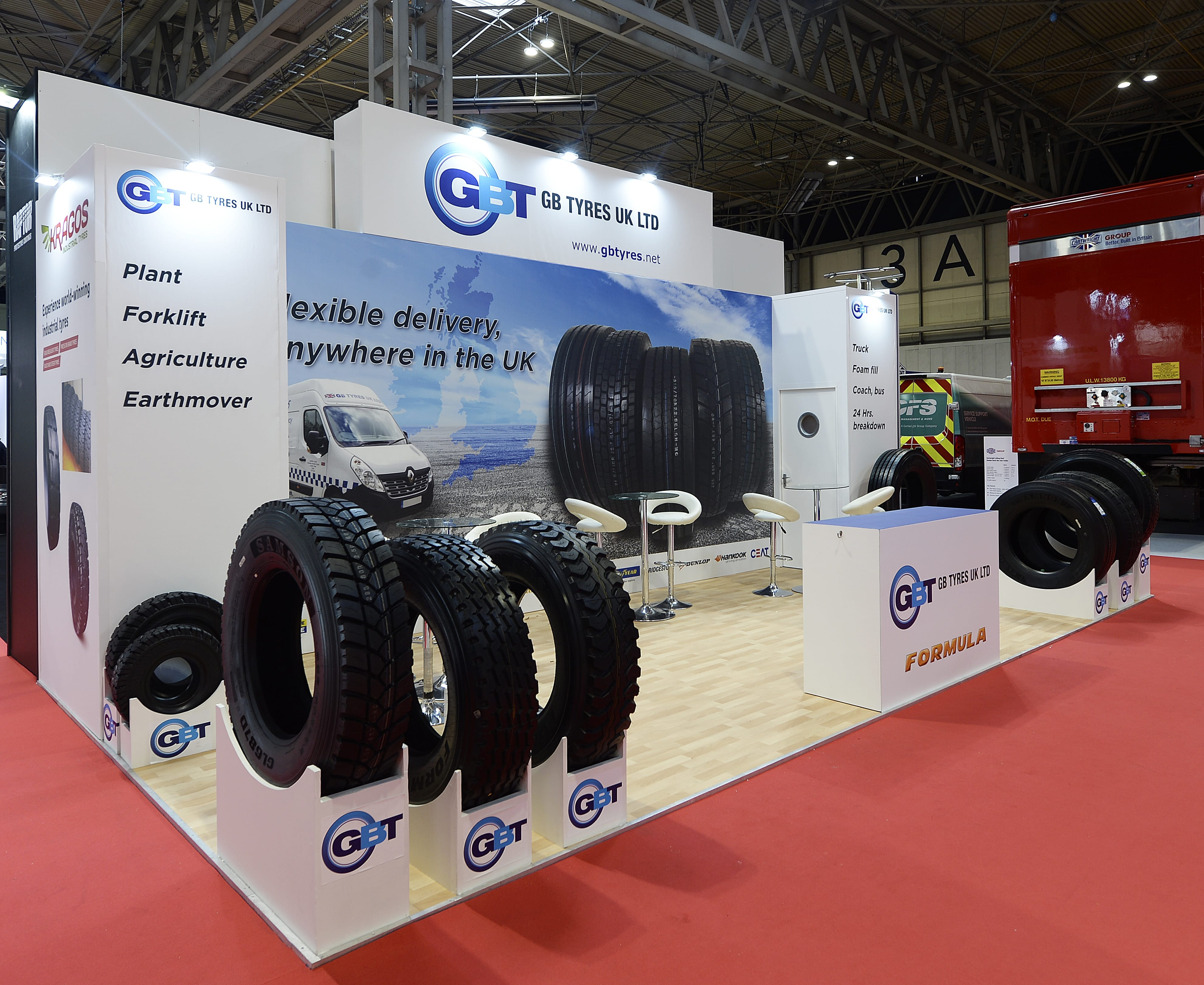 GB Tyres UK Ltd are fast growing Tyre